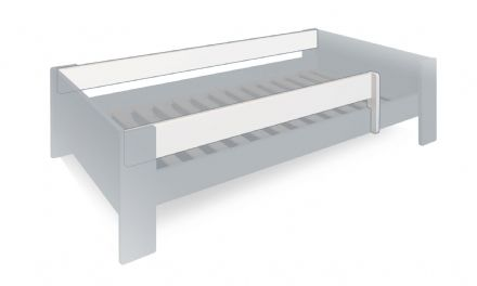 Convert Single  Bed to Day bed White or Pine